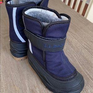 LL Bean Snow Boots
